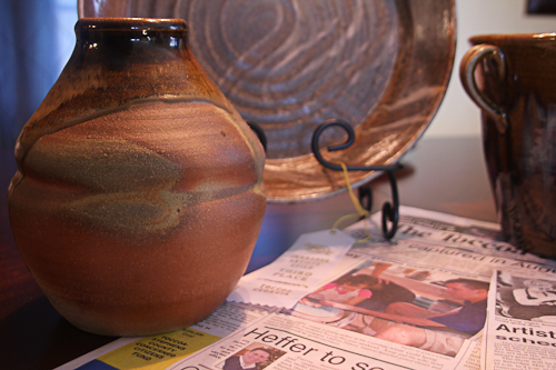 lifefire pottery to Participate in 21st Annual Fall Arts & Crafts Festival 2010 Toccoa, GA